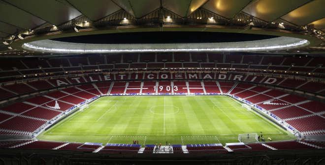 Estadio Wanda Metropolitano | Foto: Atlético de Madrid