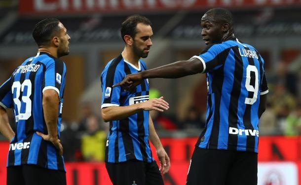 Jugadores del Inter. Fuente: Inter de Milán