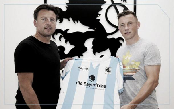 Olic signed for 1860 on Tuesday | Source: Alchetron