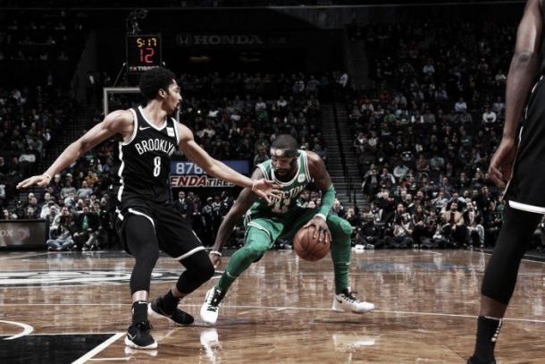 NBA, Boston fa 13