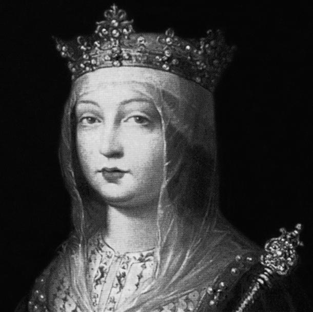 Fuente: WikiCommons. Isabel de Castilla
