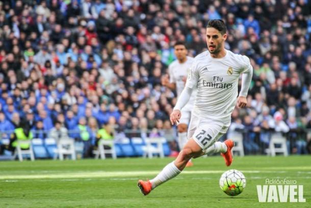 Isco, en un partido del Real Madrid esta temporada   Foto: Dani Mullor   VAVEL.