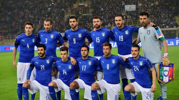 L'équipe italienne // lexpress