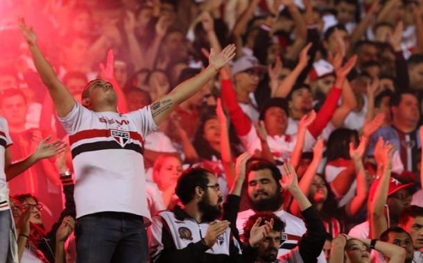 Pouco mais de 61 mil torcedores acompanharam a partida no Morumbi (Foto: Rubens Chiri/São Paulo FC)