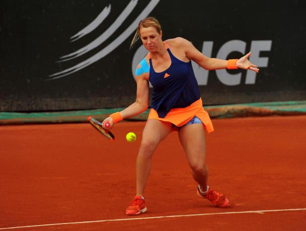 Anastasia Pavlyuchenkova won the title in Rabat | Photo: Grand Prix De SAR La Princesse Lalla Meryem