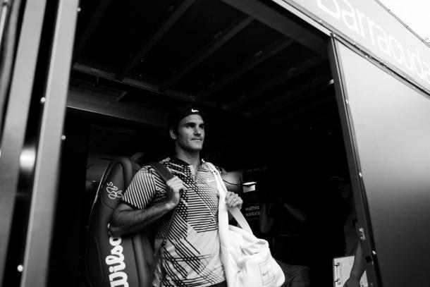 Federer - Fonte: Billie Weiss/BNP Paribas Open
