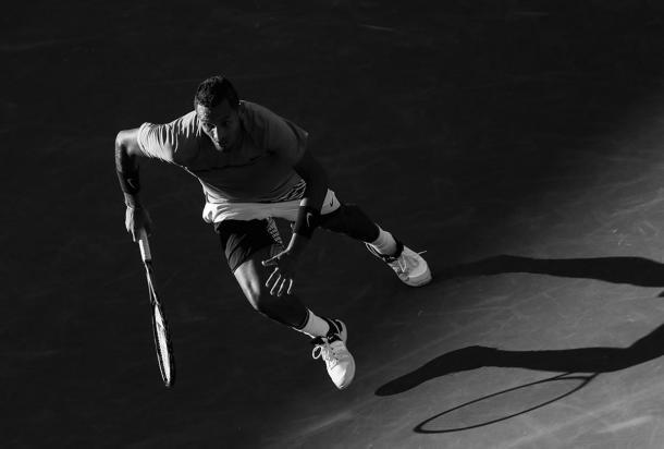Kyrgios - Fonte: Billie Weiss/BNP Paribas Open