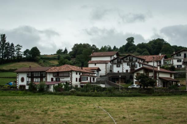 Barrio de Bozate. | Imagen: Iñaki Roldán