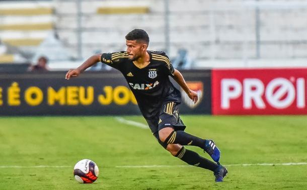 Jadson atuou pela Ponte Preta na última edição do Campeonato Brasileiro (Foto: Divulgação/Ponte Press)