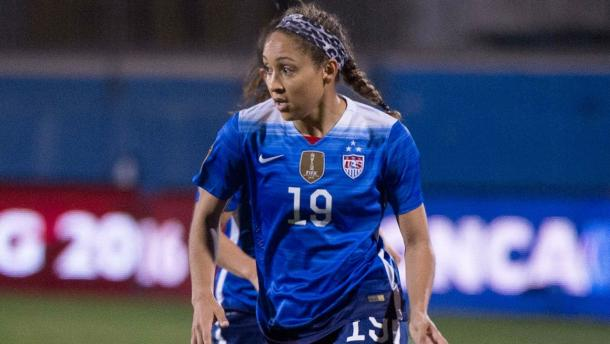 Jaelene Hinkle was one the two players cut from the final roster | Source: espn.com