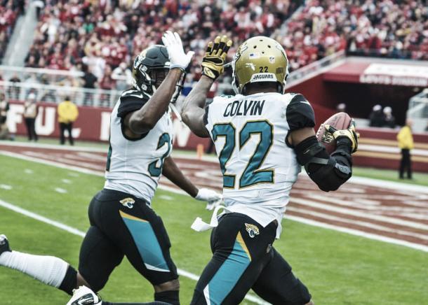 La defensa ha sido clave | Foto: Jacksonville Jaguars
