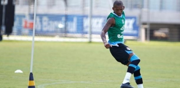 Jaílson iniciará entre os titulares (Foto: Lucas Uebel/Grêmio)