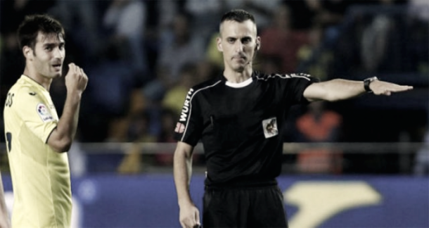 Santiago Jaime Latre, árbitro (Foto: VAVEL.com)