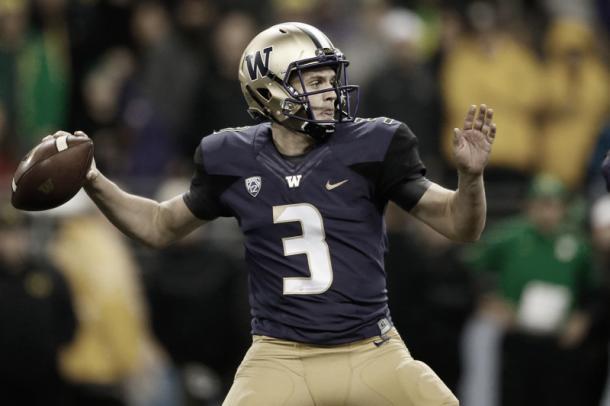Browning podría ser una gran apuesta en este draft aunque existan dudas a su alrededor. Foto: NFL
