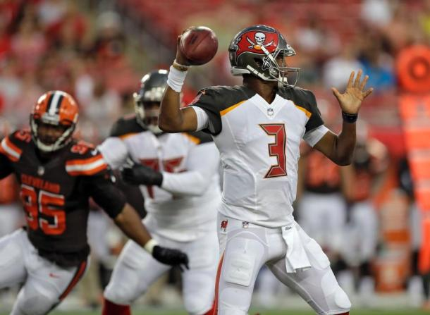 A healthy Jameis Winston is key to the Bucs' season | Picture Credit: Associated Press