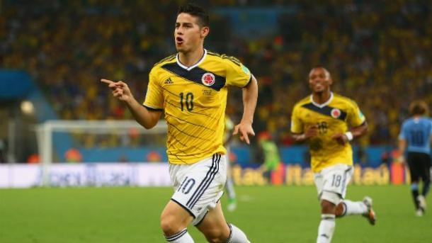 James Rodriguez, faro della Colombia - road2sport.com