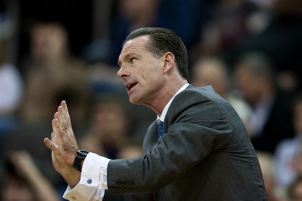 Jamie Dixon's Panthers will have their hands full with the Badgers. (AP)