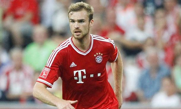 Jan Kirchhoff has settled into his role (Source: The Daily Mail)