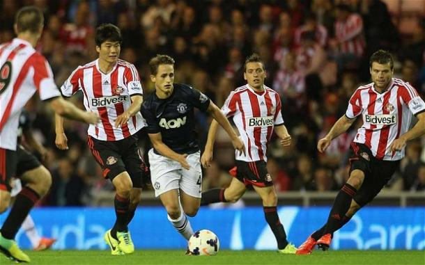 Januzaj steals the show against Sunderland. Photo source: The Telegraph