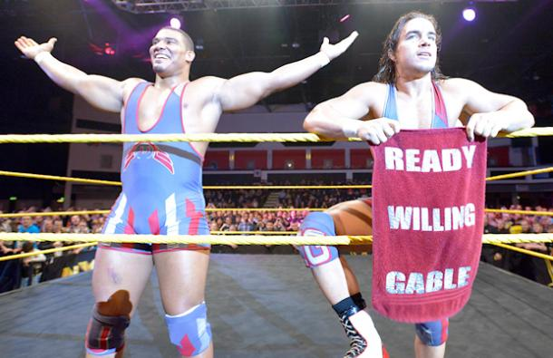 Ready, Willing and Gable! Photo: www.pwpix.net