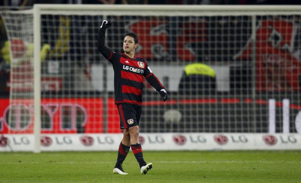 Hernandez has shown great form in Germany. (Source: IBtimes)