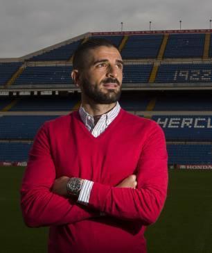 Portillo, ilusionado al frente de la Dirección Deportiva de el Hércules