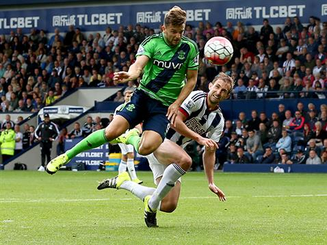 Rodriguez will offer west Brom something different going forward. Photo source: Saintsfc
