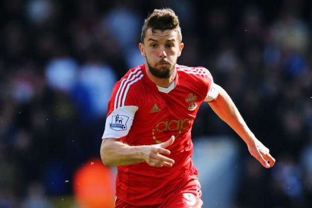 Jay Rodriguez is nearing a Southampton return   Photo: Daily Star/Getty