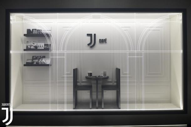 Il futuro J-Cafè | Photo: Juventus.com