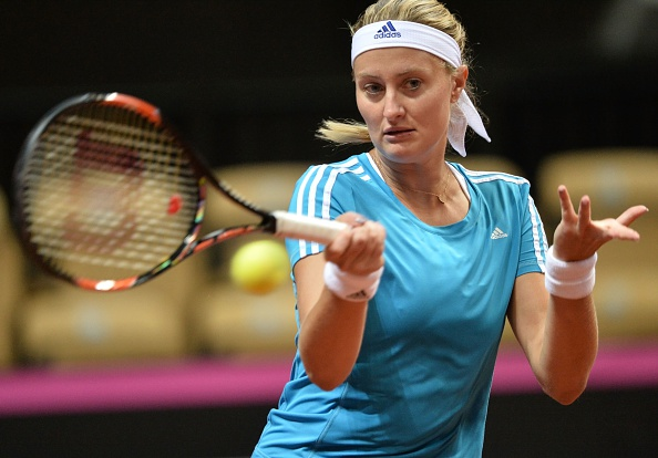Confidence could be a factor for Mladenovic | Photo: Jean-Francois Monier/Getty Images