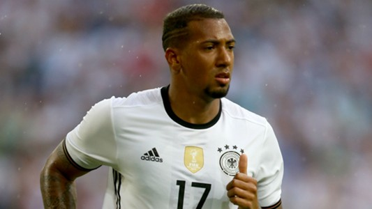 Boateng has been a rock for Germany this evening