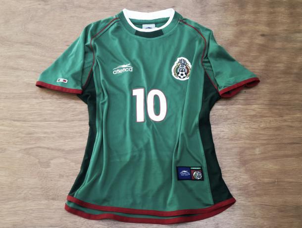 cd6892d7efd96 Serial México en Copa América  Colombia 2001  Otra final en el ...
