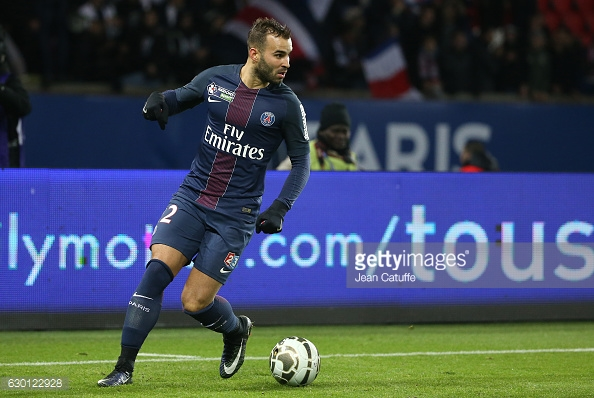 Jese Rodriguez has featured nine times since signing for PSG in the summer | Photo: GettyImages/Jean Catuffe