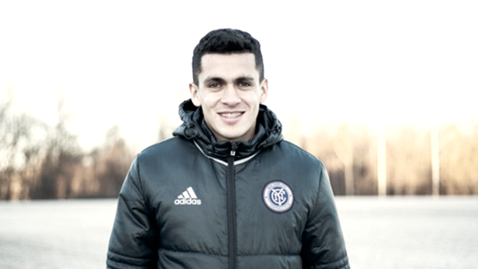 Jesus Medina is the first ever Young Designated Player in NYCFC history. | Photo: New York City FC