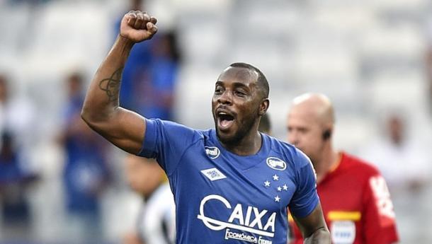 Após dois meses parado, Manoel está de volta ao time Celeste (Foto: Manoel Pedro Vilela / Light Press/Cruzeiro)