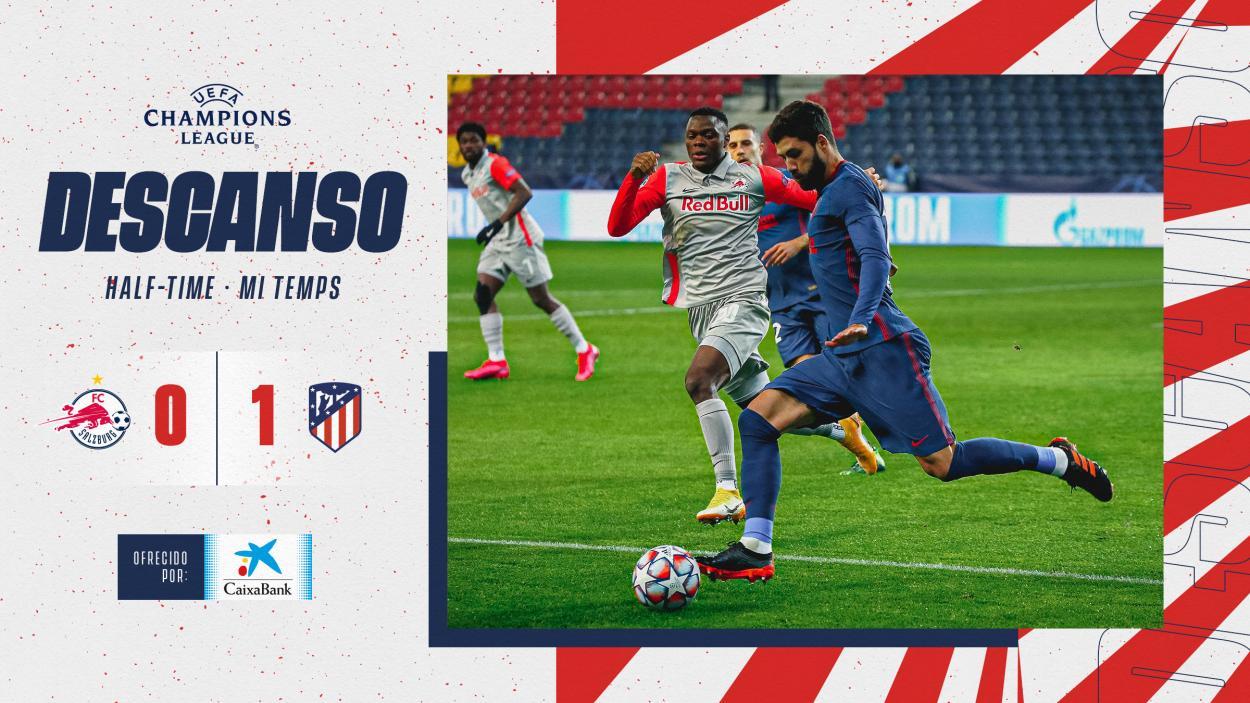 FOTO: Twitter del Atlético de Madrid