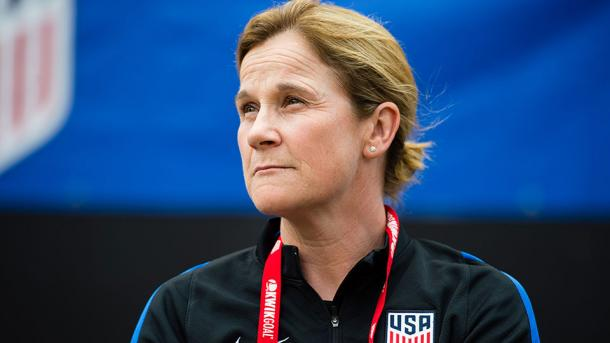 Jill Ellis faces a lot of scrutiny going into 2018 | Source: si.com