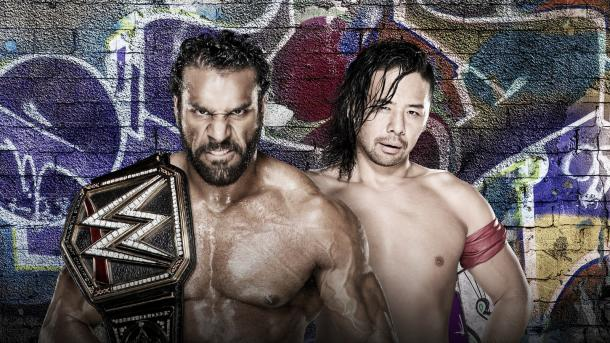 The most mercurial match on the card. Photo: WWE.com