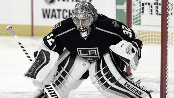Jonathan Quick | Fuente: NHL
