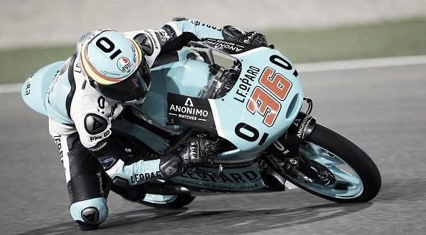 Moto3, Aragon: Mir svetta su Canet, 3° Bastianini