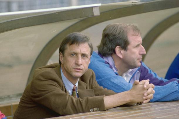 Johan y Carles, en el banquillo (foto:cathonys)