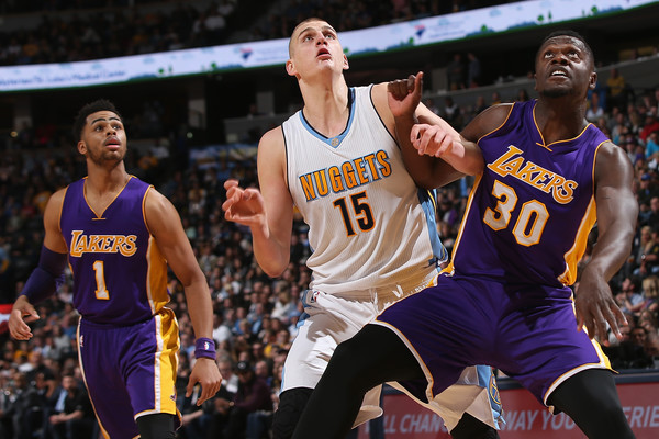 Nikola Jokic has been an impressive talent since day one. Photo: Doug Pensinger/Getty Images North America