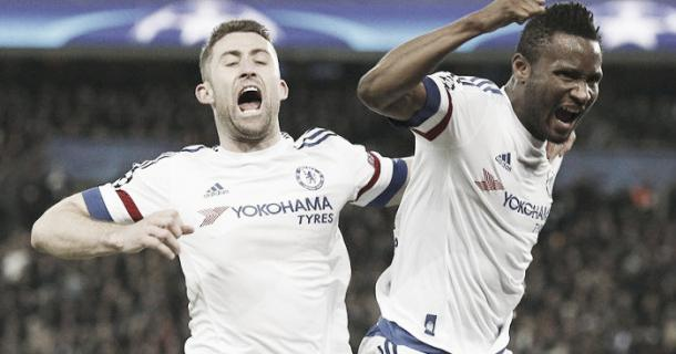 Will Mikel and Cahill be celebrating again on Sunday? | Image credit: Getty Images