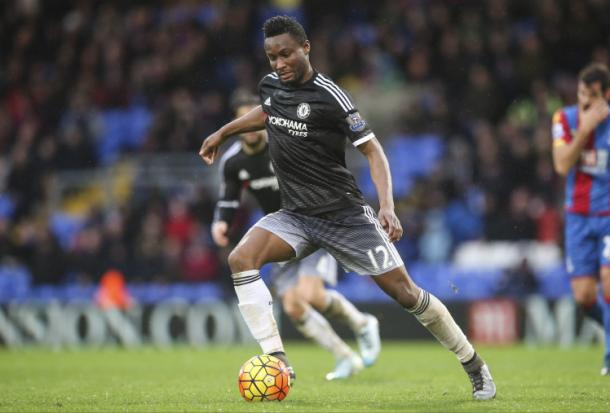 Mikel has proved to be a valuable part of the Chelsea side since coming back into the first-team. | Source: Metro