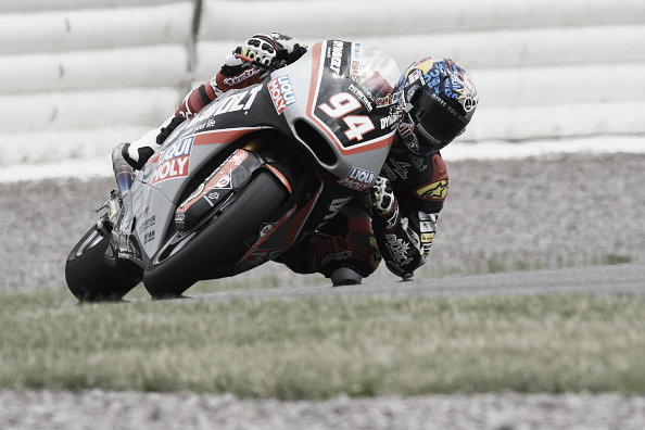 Folger lost pace as he approached the qualifying | Photo: Getty
