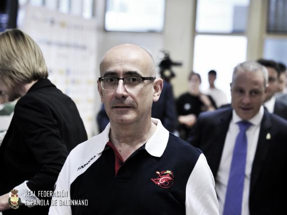 Jordi Ribera. Foto: RFEBM