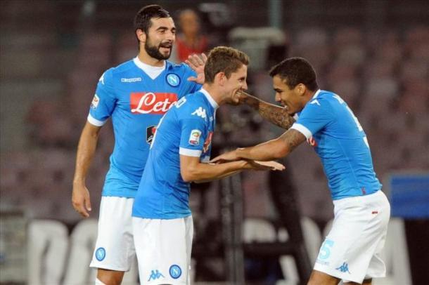 Napoli, Jorginho: «Meritiamo lo scudetto. Juve? Non dobbiamo pensarci»