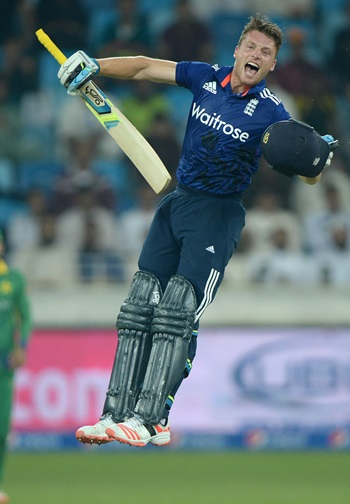 Jos Buttler's incredible hitting could make him England's star man for this tournament | Photo: icc