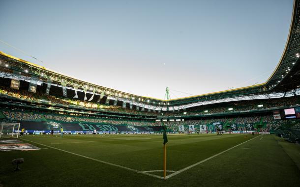 José Alvalade será o palco do jogo (Foto: Divulgação/Sporting CP)