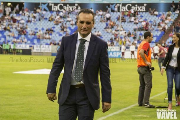 José Luis Oltra | Foto: Andrea Royo / VAVEL.